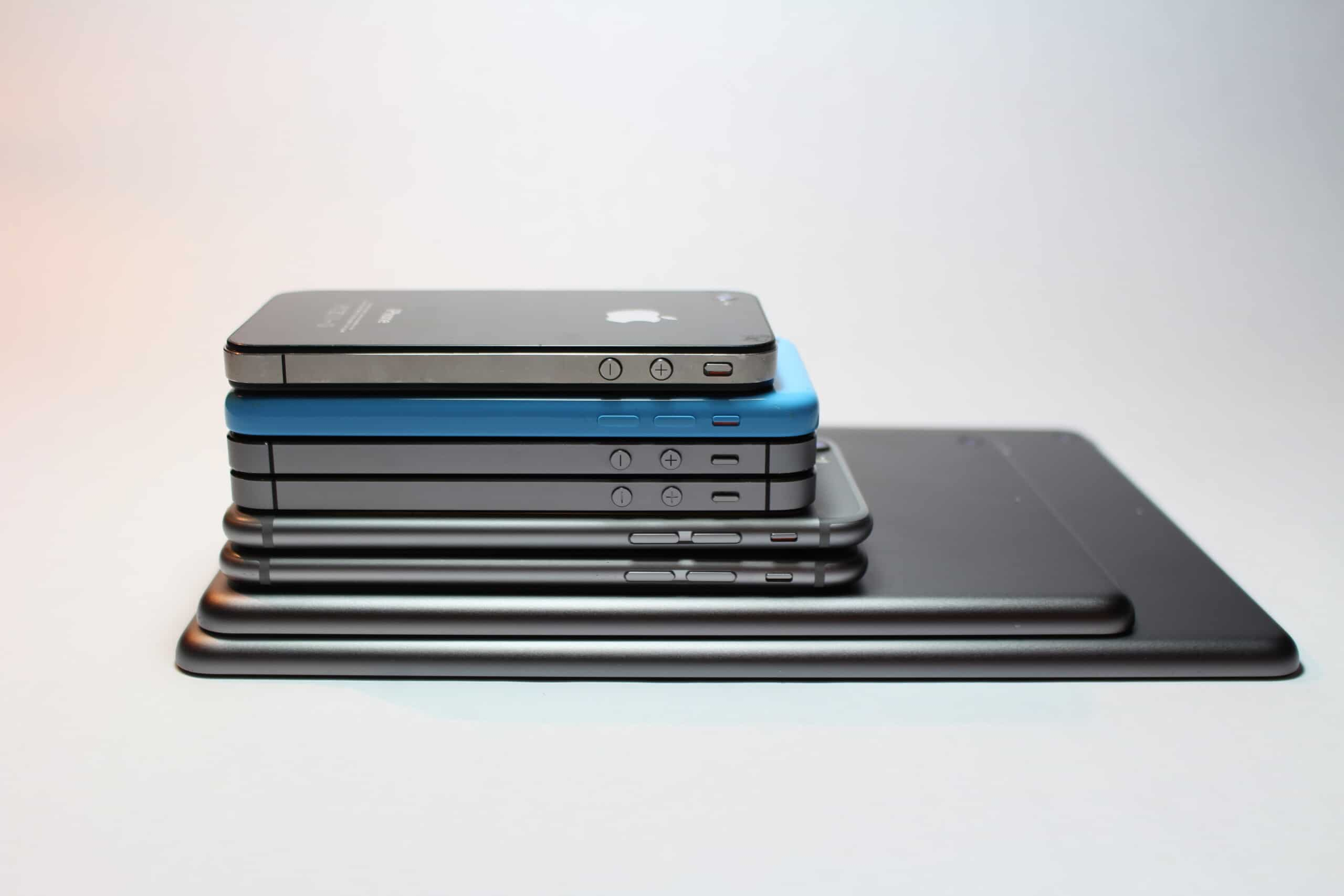New devices iPhone datât recycling